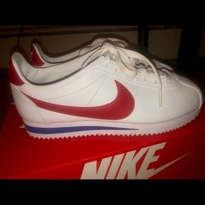 Nike Shoes - Nike Classic Cortez Leather Sneakers